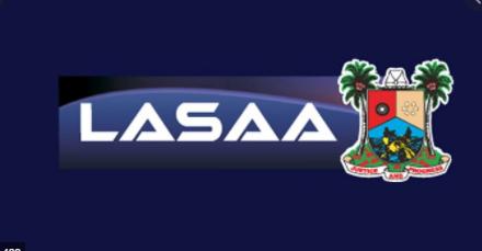 LASAA Partial Vehicle branding