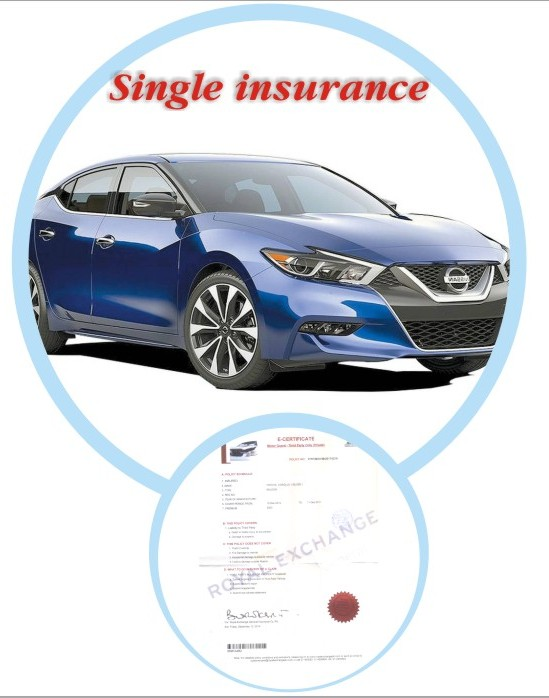 3rd Party Car/SUV Insurance