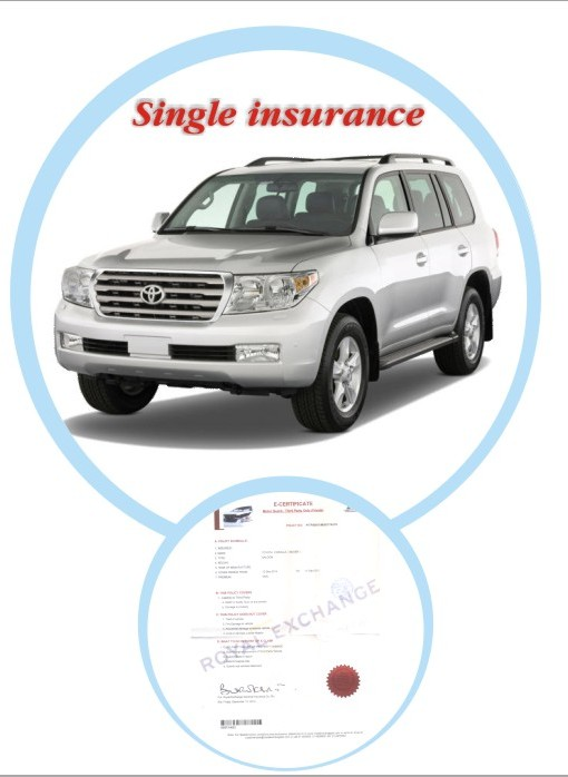 3rd Party SUV/Space Bus Insurance